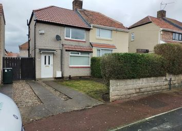 Thumbnail 2 bed semi-detached house to rent in Alwinton Gardens, Gateshead, Tyne And Wear