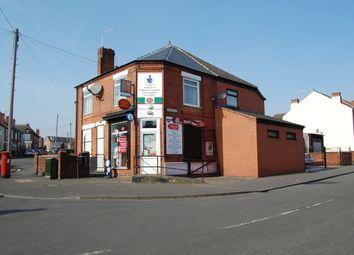 Thumbnail Retail premises for sale in 94 Ash Street, Derbyshire