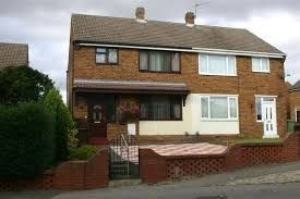 Thumbnail 3 bed semi-detached house to rent in Jubilee Road, Shildon