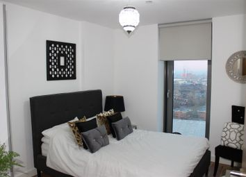 Thumbnail 2 bed flat to rent in Michigan Avenue, The Quays, Salford
