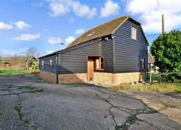 Thumbnail 3 bed barn conversion for sale in New House Lane, Headcorn, Ashford, Kent