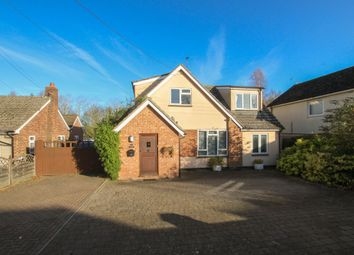Thumbnail 3 bed detached house for sale in The Street, Sturmer, Haverhill
