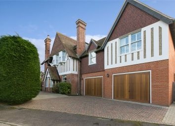 Thumbnail 5 bed detached house for sale in London Road, Tonbridge, Kent