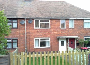 Thumbnail 2 bed terraced house to rent in Hollick Crescent, New Arley