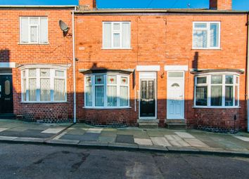 Thumbnail 2 bedroom terraced house for sale in Scarth Avenue, Balby, Doncaster