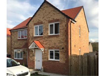 Thumbnail 3 bed semi-detached house for sale in Gibson Close, Haltwhistle
