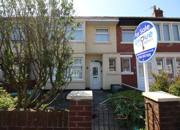 Thumbnail 3 bed terraced house for sale in Homestead Drive, Fleetwood
