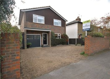 Thumbnail 3 bed detached house for sale in Bridge Road, Chertsey, Surrey