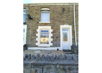 Thumbnail 3 bed terraced house for sale in Pentregethin Road, Swansea