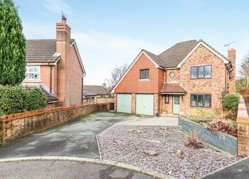 Thumbnail 4 bed detached house for sale in Kestrel Close, Heapey, Chorley, Lancashire