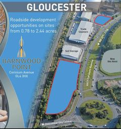 Thumbnail Land to let in Barnwood Point, Gloucester
