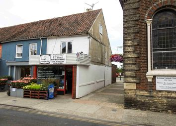 Thumbnail 1 bed flat to rent in High Street, Leiston, Suffolk
