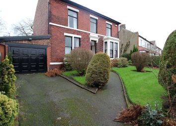 Thumbnail 5 bed detached house for sale in George Street, Prestwich, Manchester