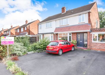 Thumbnail 3 bed semi-detached house for sale in Greenhill Avenue, Kidderminster
