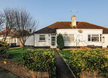 Thumbnail 2 bedroom semi-detached bungalow for sale in Clarendon Road, Broadwater, Worthing