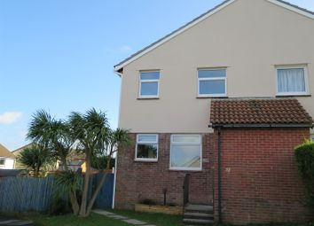 Thumbnail 1 bedroom property to rent in Holloway Gardens, Plymstock, Plymouth