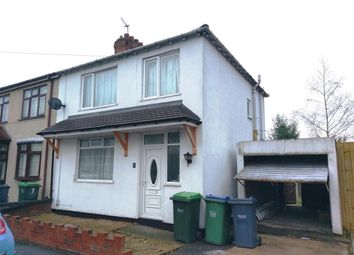 Thumbnail 3 bed semi-detached house to rent in Clarkes Grove, Tipton