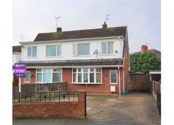 Thumbnail 3 bed semi-detached house for sale in Cae Gabriel, Wrexham