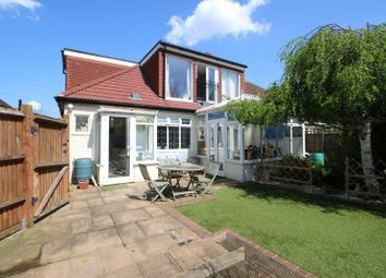 Thumbnail 3 bed semi-detached house for sale in Blanmerle Road, London