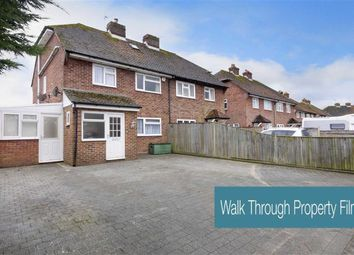 Thumbnail 4 bed semi-detached house for sale in The Holt, Hailsham