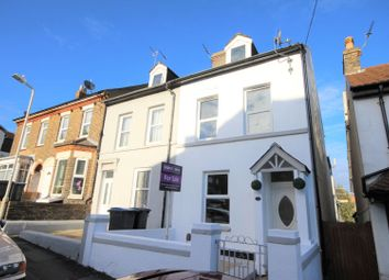 Thumbnail 3 bed end terrace house for sale in Widred Road, Dover