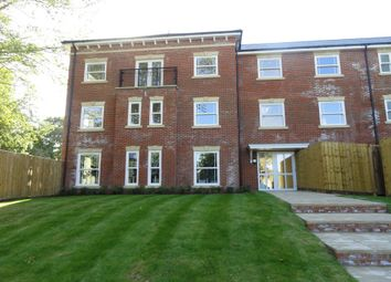 Thumbnail 2 bed flat to rent in Turing Gate, Bletchley Park, Milton Keynes