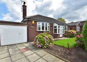 Thumbnail 2 bed detached bungalow for sale in Newlands Avenue, Bramhall, Stockport