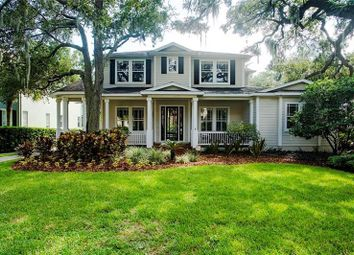 Thumbnail 5 bed property for sale in 3014 West Chapin Avenue, Tampa, Florida, United States Of America