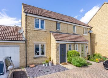 Thumbnail 3 bed semi-detached house for sale in Loiret Crescent, Malmesbury