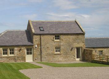 Thumbnail 3 bed barn conversion for sale in Grange House, Sturton Grange, Nr Warkworth, Northumberland