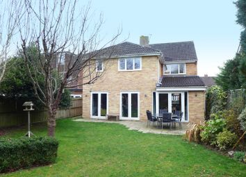 Thumbnail 4 bed detached house for sale in Woodview Crescent, Hildenborough, Tonbridge