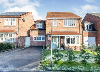 Thumbnail 3 bed detached house for sale in Honeysuckle Walk, South Elmsall, Pontefract