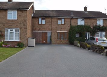 Thumbnail 3 bed terraced house to rent in Potters Field, Potter Street, Harlow, Essex