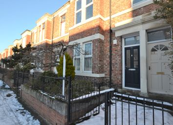 Thumbnail 2 bed flat for sale in Eastbourne Avenue, Low Fell, Gateshead