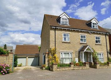 Thumbnail 5 bed detached house for sale in Amberley Close, Landsowne Park, Calne
