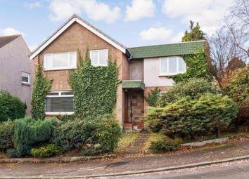 Thumbnail 5 bed detached house for sale in Balfron Crescent, Hamilton, South Lanarkshire