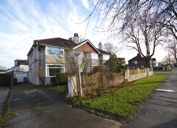 Thumbnail 4 bed semi-detached house for sale in Kings Road, Bebington, Wirral