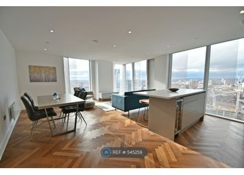 2 bed flat to rent in South Tower Deansgate Square, Manchester M15