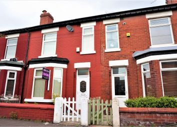 Thumbnail 3 bed terraced house for sale in Longford Road, Manchester