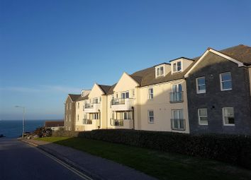 Thumbnail 3 bed flat for sale in Pentire Avenue, Pentire, Newquay