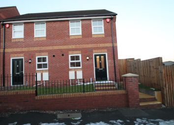Thumbnail 2 bed semi-detached house to rent in Graingers Lane, Cradley Heath, West Midlands