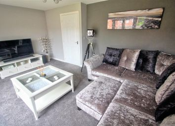 Thumbnail 4 bed semi-detached house for sale in Priory Avenue, Hawksyard, Rugeley