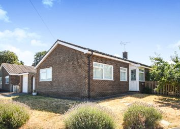 Thumbnail 3 bed detached bungalow for sale in Cornfield Avenue, Lakenheath, Brandon