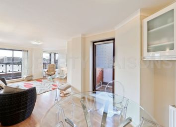 Thumbnail 1 bed flat for sale in Free Trade Wharf, The Highway, London