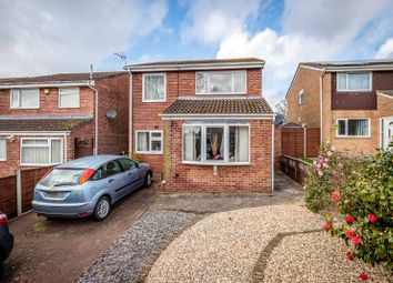 Thumbnail 4 bed detached house for sale in Bracken Close, Lydney