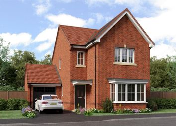 "Thumbnail 4 bed detached house for sale in ""Esk"" at Southport Road, Chorley"