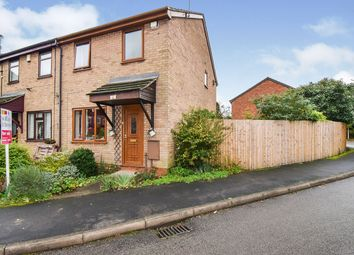 Thumbnail Semi-detached house for sale in Wolsey Way, Loughborough
