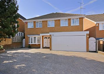 Thumbnail 5 bedroom detached house for sale in Clare Close, Elstree, Borehamwood