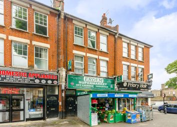 Thumbnail 2 bedroom flat to rent in Priory Road, Crouch End