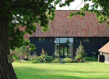 Thumbnail 3 bed barn conversion for sale in Low Road, Denham